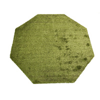 Greenjoy Golf Greenlush 3D Octagonal Driving Range Mat