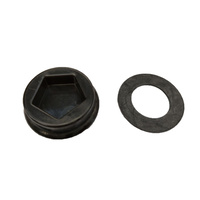 Ball Washer Drain Plug with Gasket - Pack of 4