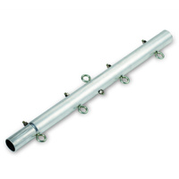 Par Aide Core Buster Drag Mat Draw Bar