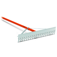 Par Aide 24 Inch Accuform Screening Rake