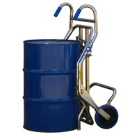 Stainless Steel Drum Trolley