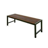 Country Club International 1.5m Merbau Bench Seat