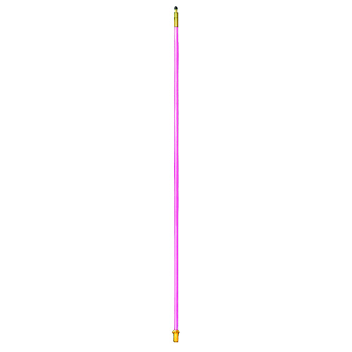 Par Aide Regulation Fibreglass Golf Flag Pole - Pink
